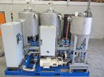 Powder dispersing unit - full automatic operation