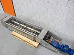 Lump breaker 1400 x 470 mm - s/s 316