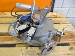 Two-way pipe diverter AZO RW 50
