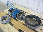 Butterfly Valve DN 200 stainless steel