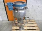 Feed station for pneumatic conveying system - 70 litre