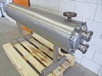 Shell and tube heat exchanger - 1.5 m2 surface