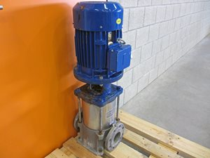 DPLS 32-40 vertical multistage centrifugal pump