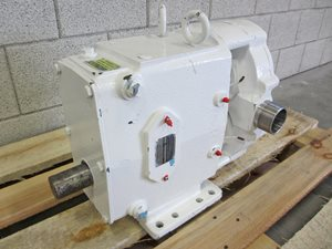 Waukesha 5050 sanitary positive displacement pump
