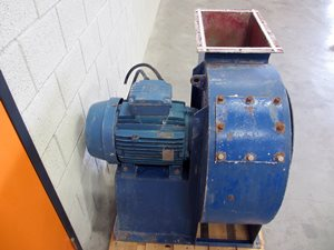 Centrifugal fan - middle pressure - 18.5 kW