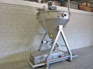 Karl Schnell KS Pump System 8/12 with feed hopper