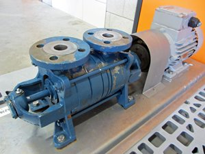 Sihi side channel pump AKHK 3601 BN 135 42 4 - ATEX