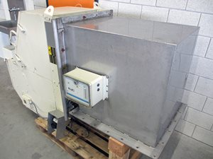 DCE Dalamatic DLM V4/F1 pressed air cleaned dust filter