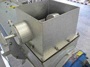 FAN Separator PSS 3.2-780 Press Screw