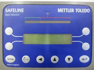 Mettler Toledo Signature T gravity fall metal detector 200 mm