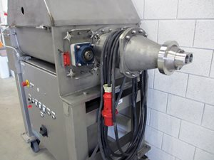 Screw press - Product compactor