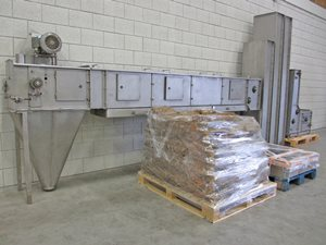 Bucket Conveyor - stainless steel