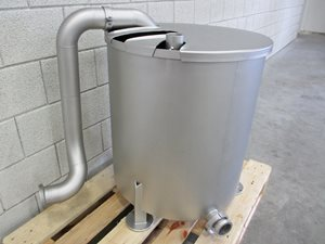 stainless steel tank 200 litre