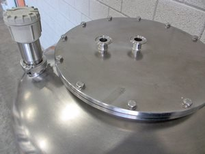Stainless steel tank 550 litre