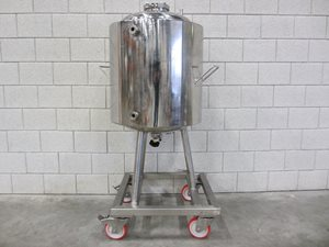 150 litre jacketed tank