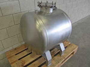 200 litre stainless steel tank