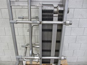 Alfa Laval CLIP 6-RM plate heatexchanger - 2 sections