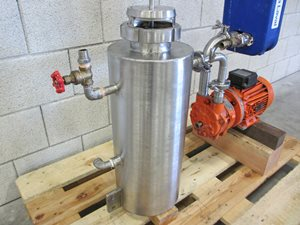 Speck V30 liquid ring vacuum pump 25 m3/h