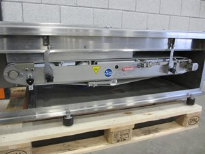 Weigh belt feeder K-Tron SWB 300-N ATEX