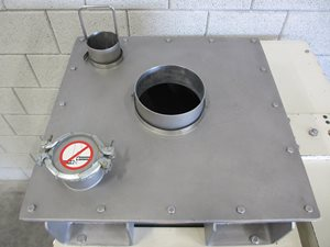 Gericke DIW GDU Gravimetric Loss-in-Weight Feeder