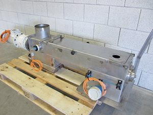 Paddle Mixer - inline