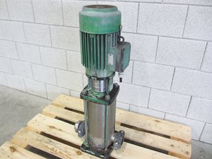 Biral multistage centrifugal pump (11 m3/h 5.8 bar 3 kW)