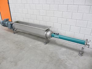 Netzsch Nemo BF NM045 Progressing cavity pump