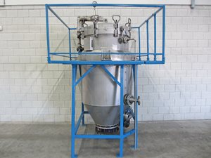 MVDCD 900/920/12.5/11 Vertical Pressure Leaf Filter