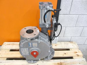 Waeschle WZK 71-P1-CR two-way-diverter valve DN65