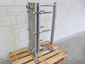 Sigma 17SBN plate heat exchanger - 2 sections