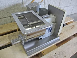K-Tron T-20 twin screw volumetric feeder